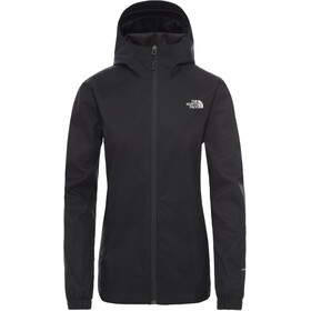 The North Face Quest Jakke Damer, TNF black/foil grey